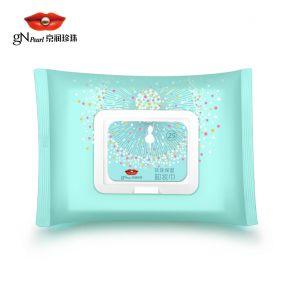 京润珍珠保湿卸妆巾25片